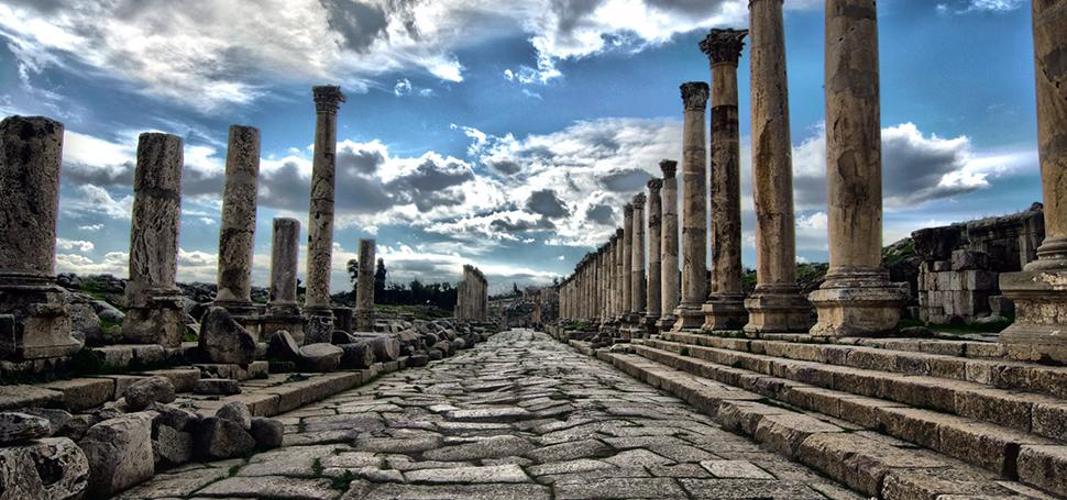 Дорога в Стародавньому Римі