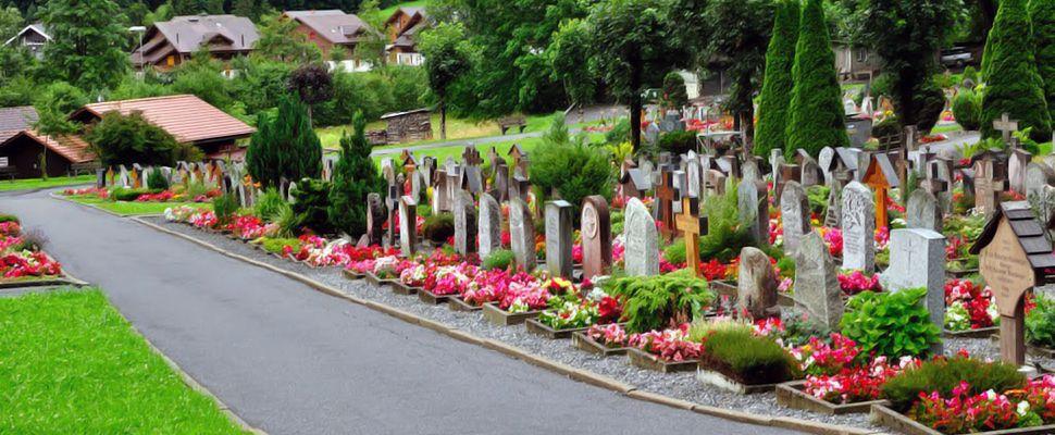 Основні види надгробних пам'ятників