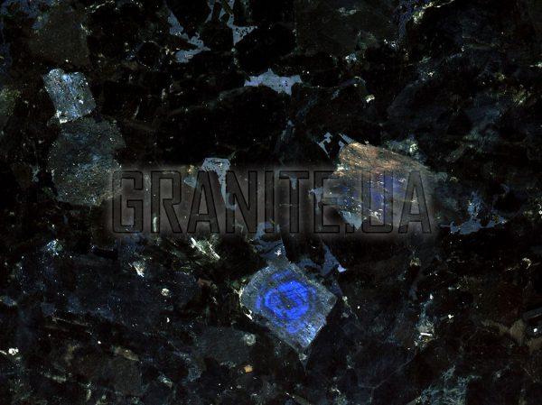Лабрадорит Слобідське (Fantasy Azure) родовище