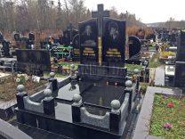 Подвійні пам'ятники фото (13)