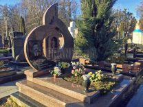 Подвійні пам'ятники фото (3)