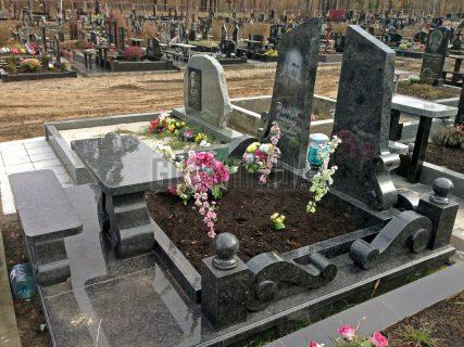 Подвійні пам'ятники фото (44)
