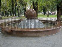 Гранітні фонтани фото (10)