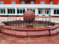 Гранітні фонтани фото (14)