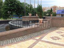 Гранітні фонтани фото (18)