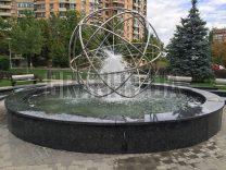 Гранітні фонтани фото (3)