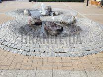 Гранітні фонтани фото (6)