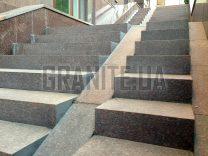 Гранітні сходи фото (15)