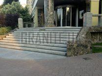 Гранітні сходи фото (17)
