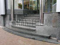 Гранітні сходи фото (2)