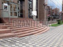Гранітні сходи фото (22)