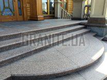 Гранітні сходи фото (29)
