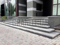 Гранітні сходи фото (32)