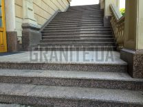 Гранітні сходи фото (33)