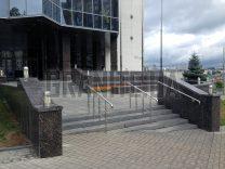 Гранітні сходи фото (35)