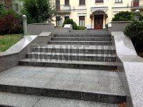Гранітні сходи фото (40)