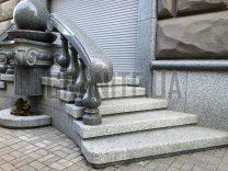 Гранітні сходи фото (41)