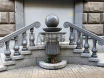 Гранітні сходи фото (42)