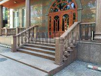 Гранітні сходи фото (46)