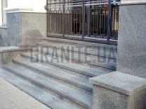 Гранітні сходи фото (5)
