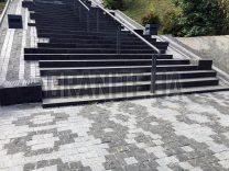 Гранітні сходи фото (50)