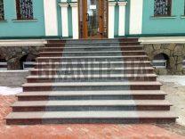 Гранітні сходи фото (67)