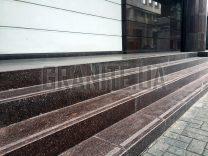 Гранітні сходи фото (70)
