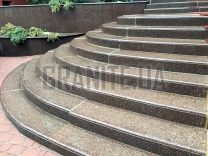 Гранітні сходи фото (76)