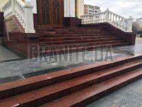 Гранітні сходи фото (77)