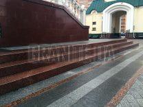 Гранітні сходи фото (78)