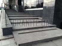 Гранітні сходи фото (82)
