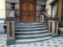 Гранітні сходи фото (83)