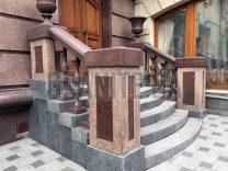 Гранітні сходи фото (84)