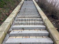 Гранітні сходи фото (86)