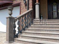 Гранітні сходи фото (90)