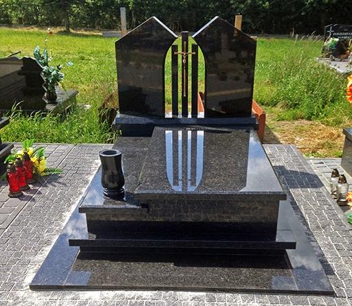 Надгробна плита з граніту