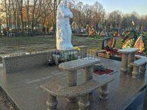 Одинарні пам'ятники фото (27)