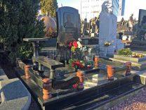 Одинарні пам'ятники фото (4)