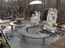 Пам'ятники з ангелом (10)