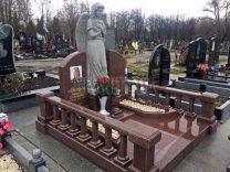Пам'ятники з ангелом (3)