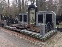 Пам'ятники з ангелом (9)