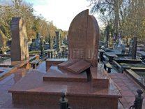 Пам'ятники з книгою фото (7)