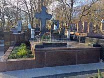 Пам'ятники з хрестом фото (16)
