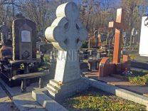 Пам'ятники з хрестом фото (18)