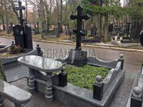 Пам'ятники з хрестом фото (19)