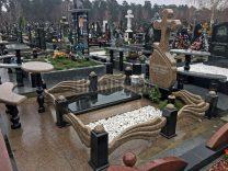 Пам'ятники з хрестом фото (28)