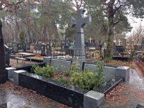 Пам'ятники з хрестом фото (31)
