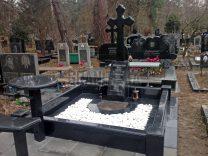 Пам'ятники з хрестом фото (35)