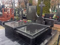 Пам'ятники з хрестом фото (4)