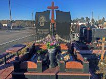 Пам'ятники з хрестом фото (42)